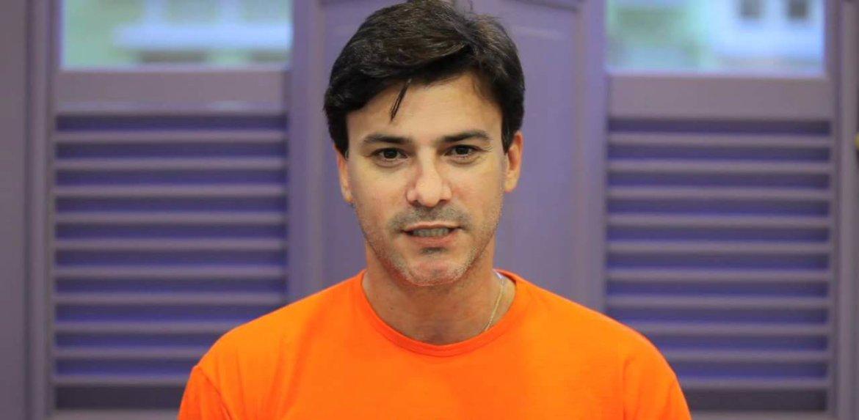 Um Novo Dia é Uma Página Em Branco Na Sua Vida Escreva: [Brasil] Leonardo Vieira: Um Ator Deve Ser Como Uma Tela